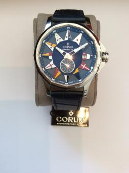 Corum Admiral's Cup Legend 42 Armbanduhr Automatic 395.101.20/0F03AB12