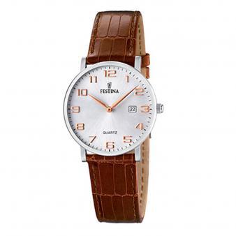 FESTINA Armbanduhr Klassik F16477/2