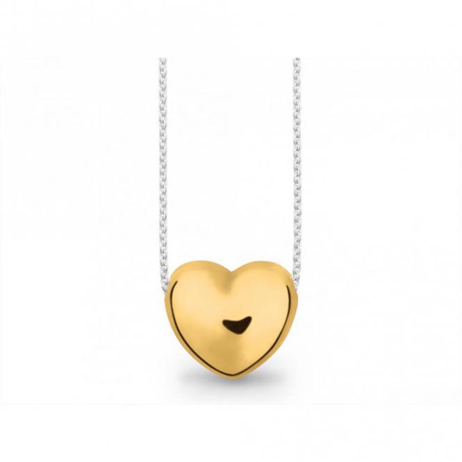 QUINN Halskette Herz 027016407