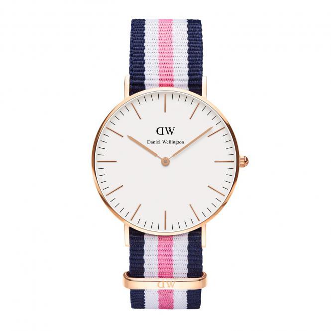 "DANIEL WELLINGTON Armbanduhr ""Classic Southampton Lady"" 36mm DW00100034"