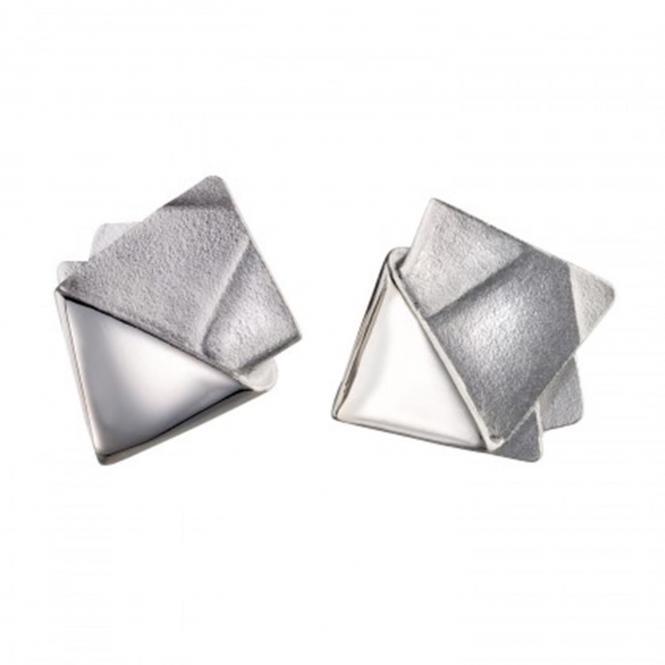 "LAPPONIA Ohrstecker ""Origami 84"" 672084"