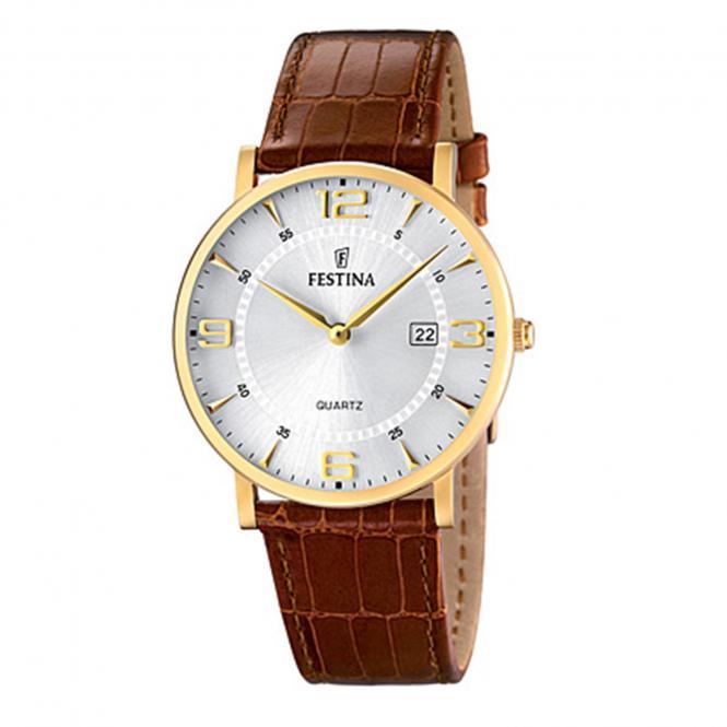 FESTINA Armbanduhr Klassik F16478/3