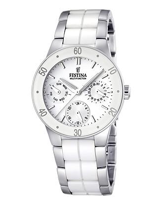 FESTINA Armbanduhr Trend Multifunktion Ceramic F16530/1