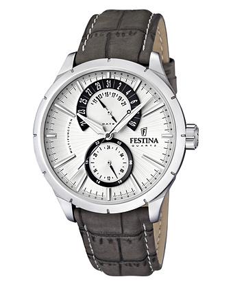 FESTINA Armbanduhr Klassik Multifunktion F16573/2