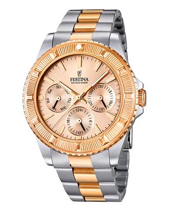 FESTINA Armbanduhr Trend Multifunktion F16692/2